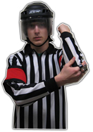 Referee-elbowing