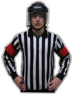 Referee-misconduct