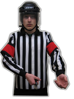 Referee-spearing